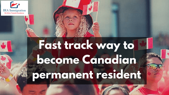 Canadian permanent resident