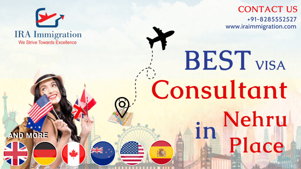 Immigration consultants in Nehru Place