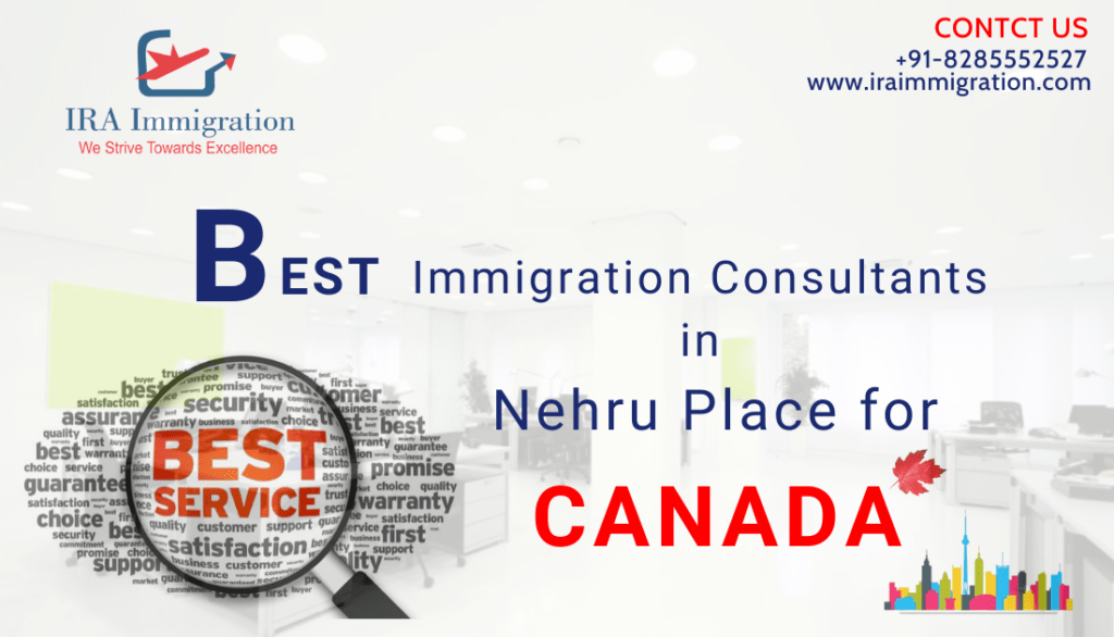 Best Immigration Consultants in Nehru Place